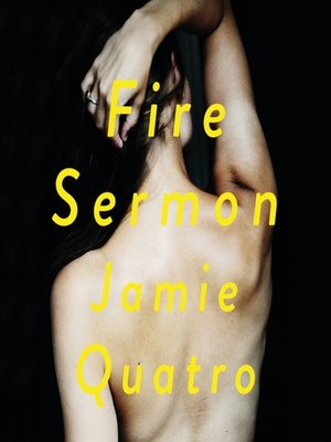 cover image of Fire Sermon