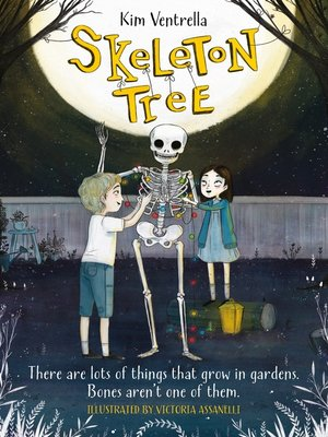 cover image of Skeleton Tree