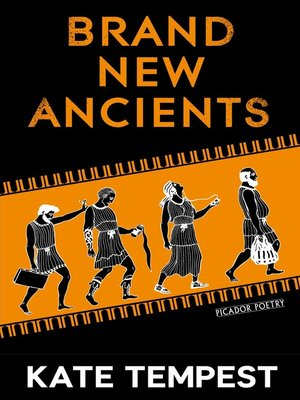 cover image of Brand New Ancients