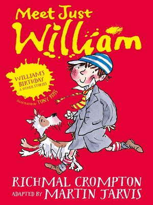 cover image of William's Birthday and Other Stories