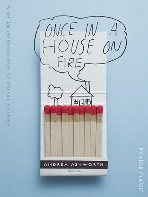 cover image of Once in a House on Fire