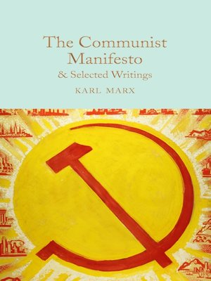 cover image of The Communist Manifesto & Selected Writings