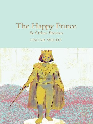 cover image of The Happy Prince & Other Stories