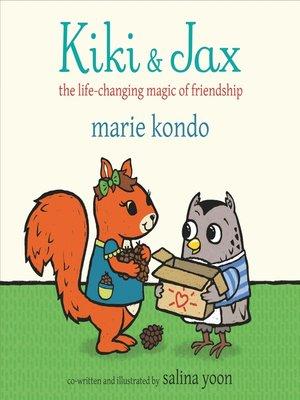cover image of Kiki and Jax