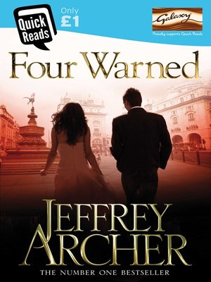 cover image of Four Warned
