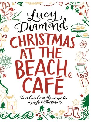 cover image of Christmas at the Beach Cafe