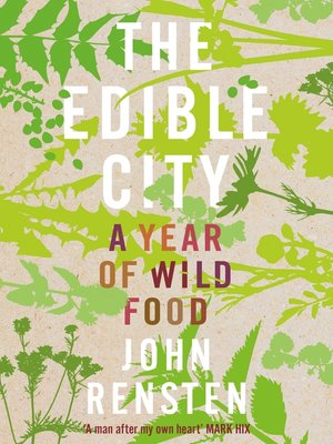 cover image of The Edible City