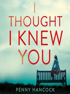 cover image of I Thought I Knew You