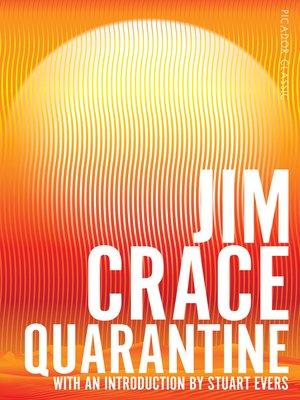 cover image of Quarantine