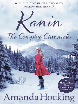 cover image of Kanin: The Complete Chronicles