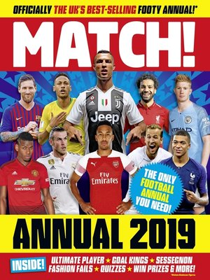 cover image of Match Annual 2019