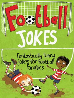 cover image of Football Jokes