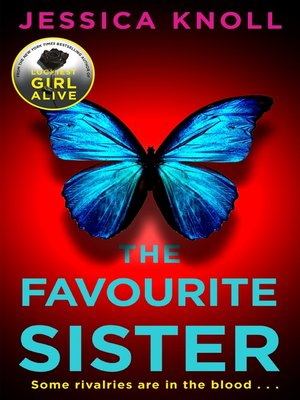 cover image of The Favourite Sister