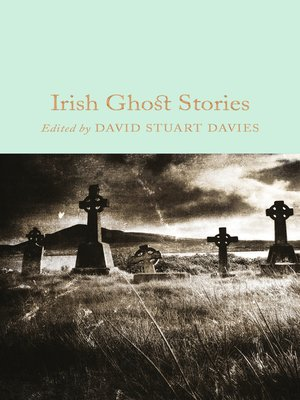 cover image of Irish Ghost Stories