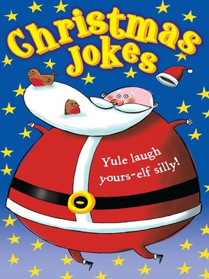 cover image of Christmas Jokes