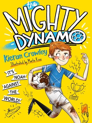 cover image of The Mighty Dynamo