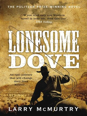 cover image of Lonesome Dove