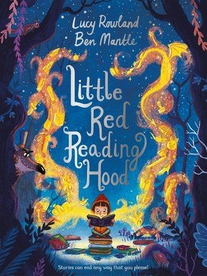 cover image of Little Red Reading Hood