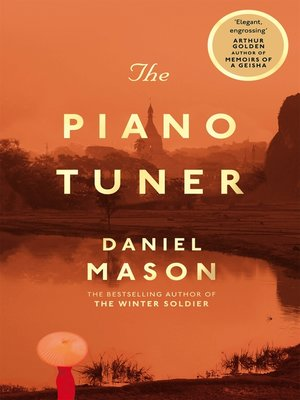 cover image of The Piano Tuner