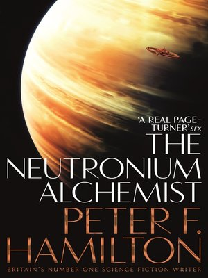cover image of The Neutronium Alchemist