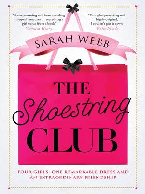 cover image of The Shoestring Club