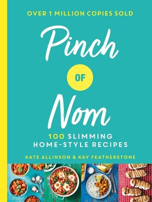 cover image of Pinch of Nom