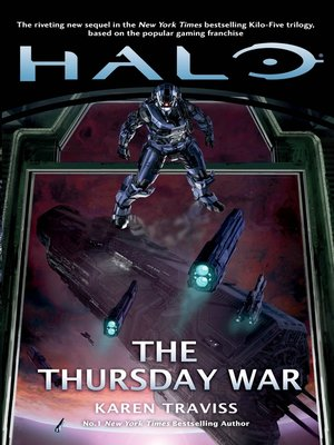 cover image of The Thursday War