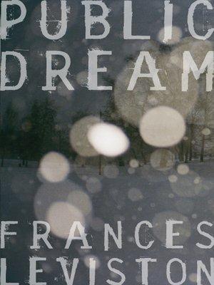 cover image of Public Dream