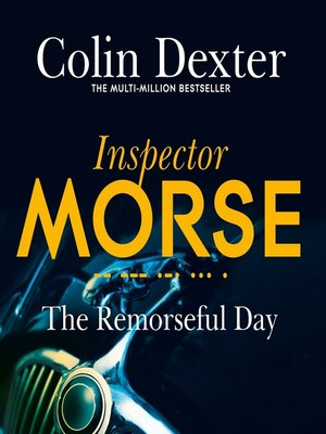 cover image of The Remorseful Day