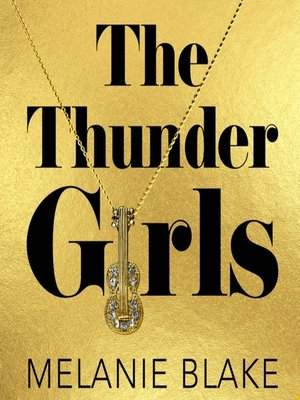 cover image of The Thunder Girls