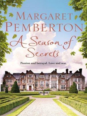 cover image of A Season of Secrets