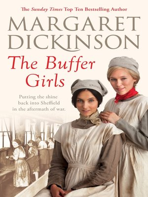 cover image of The Buffer Girls