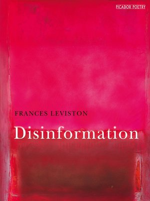 cover image of Disinformation