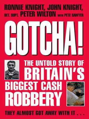 cover image of Gotcha!