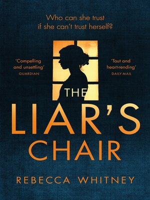 cover image of The Liar's Chair