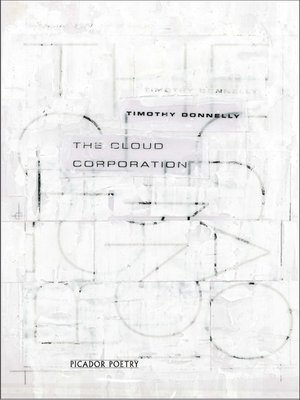 cover image of The Cloud Corporation