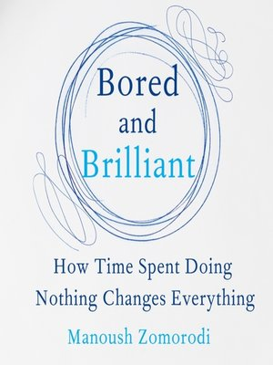 cover image of Bored and Brilliant