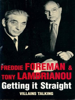 cover image of Getting it Straight