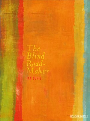 cover image of The Blind Roadmaker