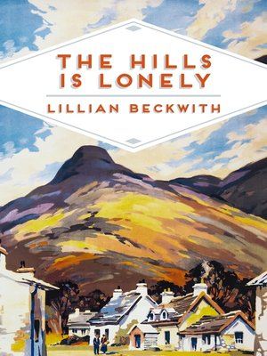 cover image of The Hills is Lonely