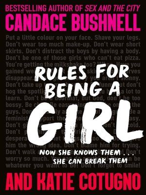 cover image of Rules for Being a Girl