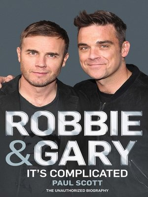 cover image of Robbie and Gary