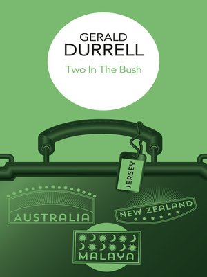 cover image of Two in the Bush