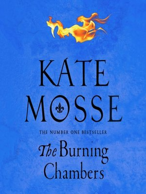 cover image of The Burning Chambers