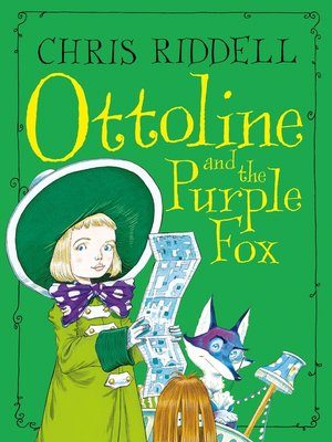 cover image of Ottoline and the Purple Fox