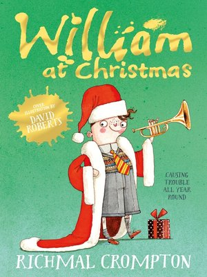 cover image of William at Christmas