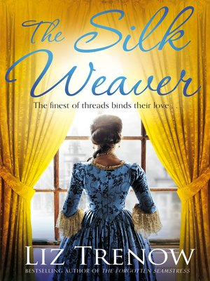 cover image of The Silk Weaver