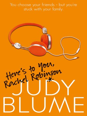 cover image of Here's to You, Rachel Robinson