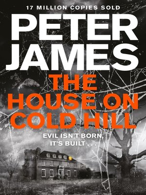 cover image of The House on Cold Hill