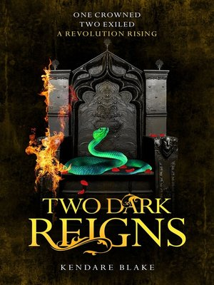 cover image of Two Dark Reigns